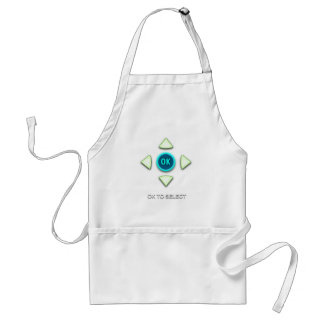 OK to Select Adult Apron