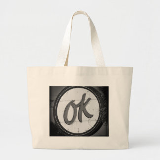 OK Tote Canvas Bags