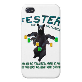 OK Who Cut The Deep Fried Beast? iPhone 4/4S Cover