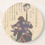 Okajima Yasoemon Posavasos Personalizados
