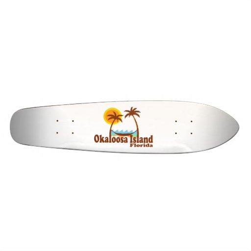 Okaloosa Island. Skate Board Decks