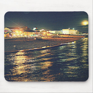 Okaloosa Pier Destin Ft Walton Beach Florida FL Mouse Pad