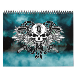 O'Kane 2017 Calendar
