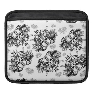 O'Kane Logo iPad Case (Black & Grey) iPad Sleeve