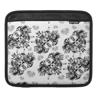 O'Kane Logo iPad Case (Black & Grey) iPad Sleeves