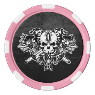 O'Kane Poker Chip (Pink) Poker Chips