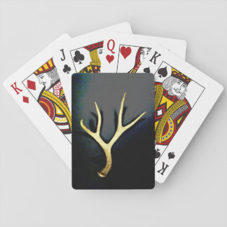 Okanogan Mule Deer Shed Playing Cards