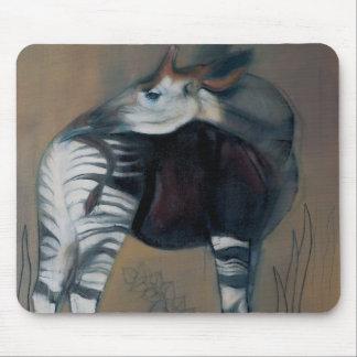 Okapi 2005 mouse pad