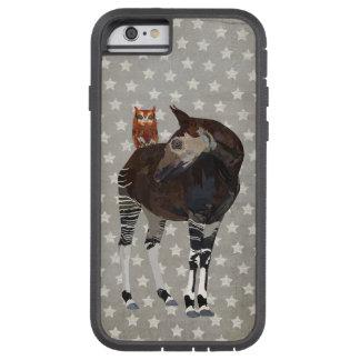 OKAPI & AMBER OWL TOUGH XTREME iPhone 6 CASE