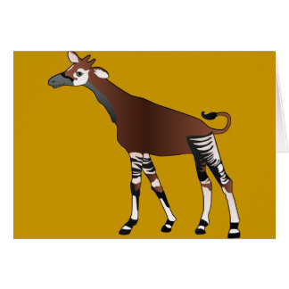 Okapi Card