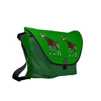 Okapi Rickshaw Messenger Bag