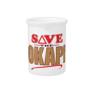 Okapi Save Beverage Pitcher