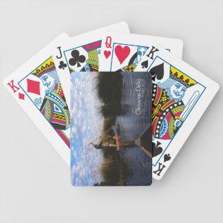 Okavango Delta Bicycle Playing Cards