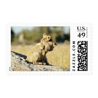 Okavango Delta, Botswana 2 Postage Stamp