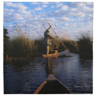Okavango Delta Cloth Napkin