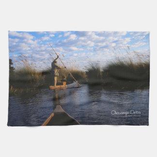 Okavango Delta Kitchen Towel