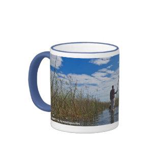 Okavango Delta Ringer Mug