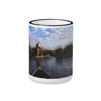 Okavango Delta Ringer Coffee Mug
