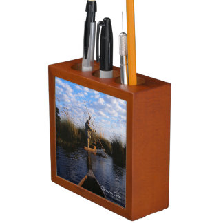 Okavango Delta Pencil/Pen Holder