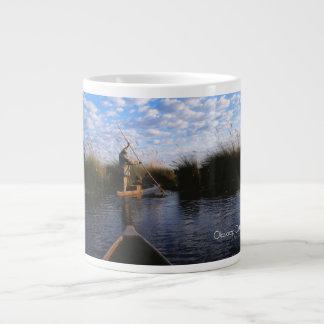 Okavango Delta 20 Oz Large Ceramic Coffee Mug