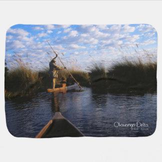 Okavango Delta Stroller Blanket