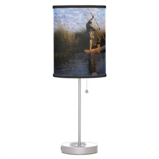 Okavango Delta Table Lamp