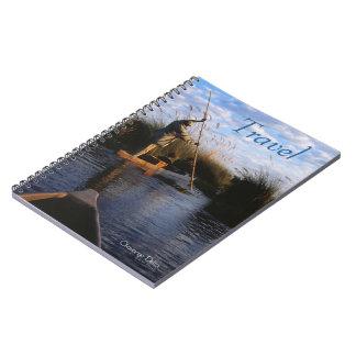 Okavango Delta Travel Notebook