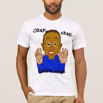 Okay Easy Template T-Shirt