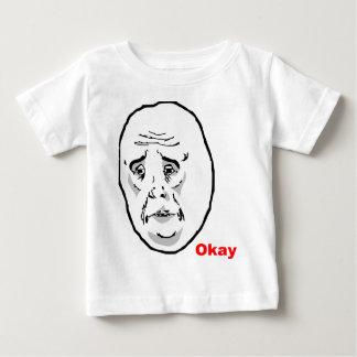 Okay Guy Rage Face Meme T Shirt