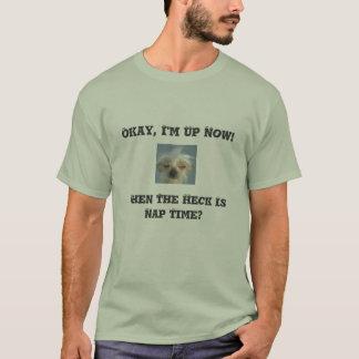 Okay, I'm up now T-Shirt