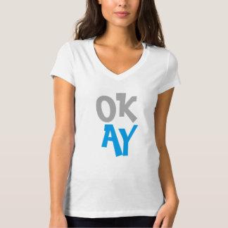 Okay T-shirt Gift Idea