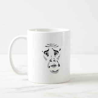 okay web comic face meme coffee mug