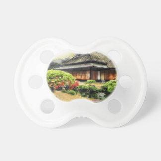 Okayama Japan Temple Pacifier