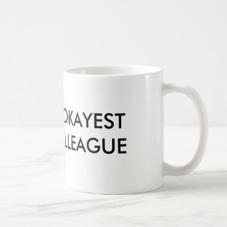 Okayest Colleague Coffee Mug