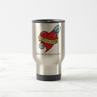 Okayest Mom Stainless Steel Travel Mug