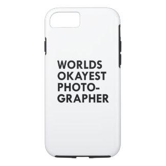 Okayest Photographer iPhone 7 Case
