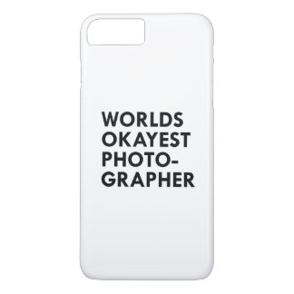Okayest Photographer iPhone 7 Plus Case