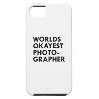 Okayest Photographer iPhone SE/5/5s Case