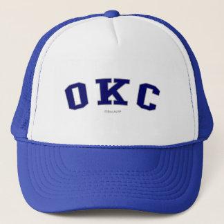 OKC TRUCKER HAT