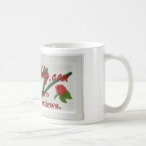 OKCdiningblog.com design 1 Coffee Mugs