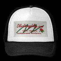 OKCdiningblog.com design 1 Hat