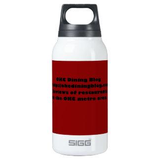 OKCdiningblog.com design 2 10 Oz Insulated SIGG Thermos Water Bottle