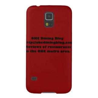 OKCdiningblog.com design 2 Galaxy S5 Cover