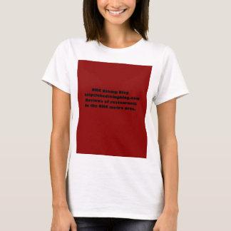 OKCdiningblog.com design 2 T-Shirt
