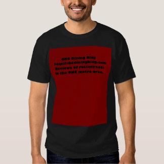 OKCdiningblog.com design 2 T Shirt