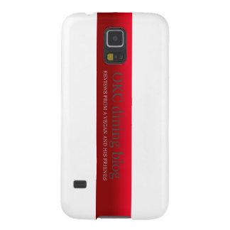 OKCdiningblog.com design 3 Case For Galaxy S5