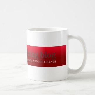 OKCdiningblog.com design 3 Classic White Coffee Mug