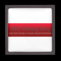 OKCdiningblog.com design 3 Premium Jewelry Box