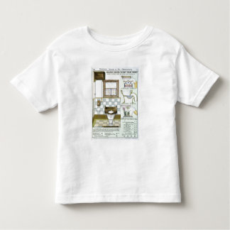 Okeanos Closets from a catalogue of sanitary wares T Shirt