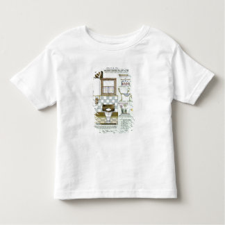 Okeanos Closets from a catalogue of sanitary wares Tee Shirt